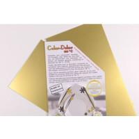 Color Dekorfolie gold