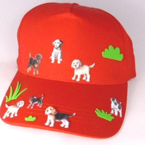 Hunde-Cap
