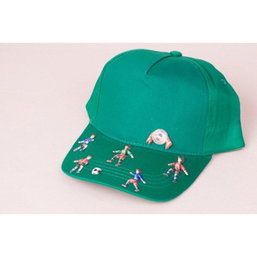 Kinder-Caps - grün