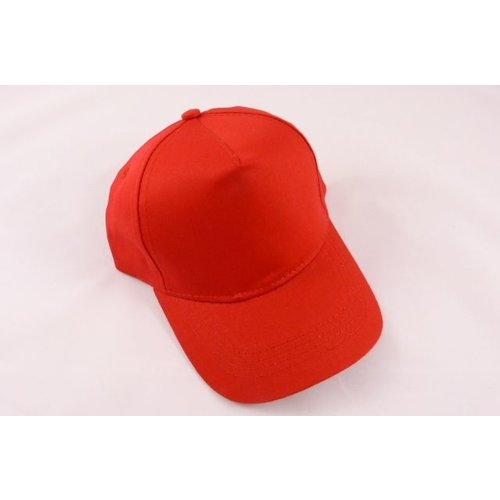 Kinder-Caps - rot