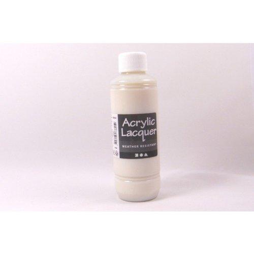 Acryllack - wetterfest