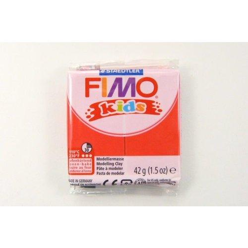 Fimo Kids rot