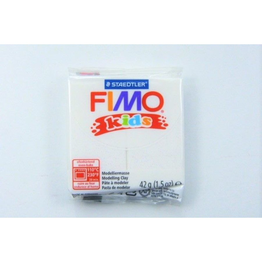 Fimo Kids weiss
