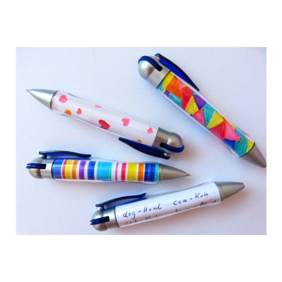 Kreativer Kugelschreiber