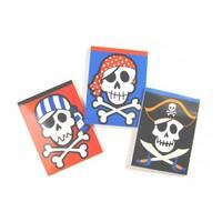 Piraten Notizblock