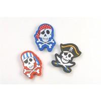 Piraten Radiergummi