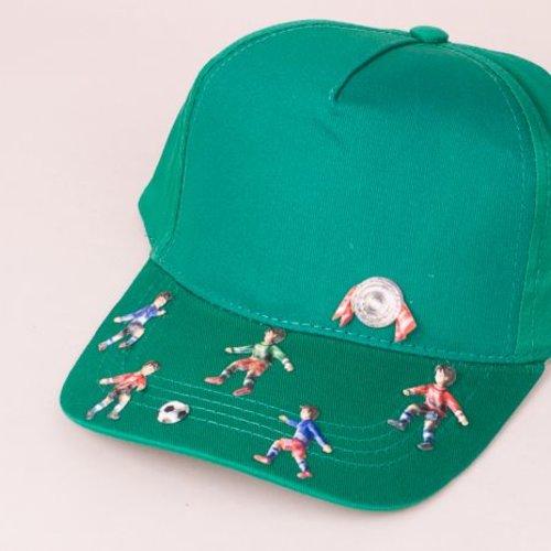 Cooles Fußball-Cap