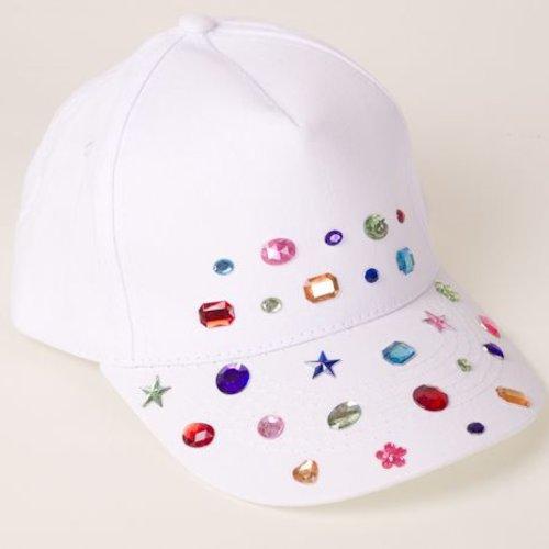 Glitzer-Caps