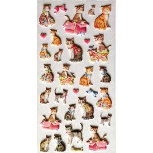 Sticker Katzen
