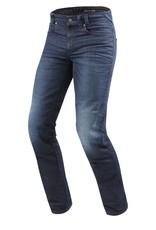 REV'IT! Jeans Vendome 2 - Donkerblauw Used