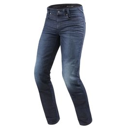REV'IT! Jeans Vendome 2 - Donkerblauw Used