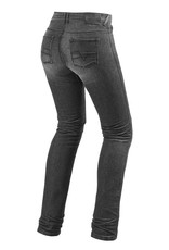 REV'IT! Jeans Madison 2 Ladies - Donkergrijs Used