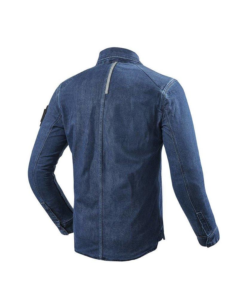 REV'IT! Overshirt Hudson - Donkergrijs Used