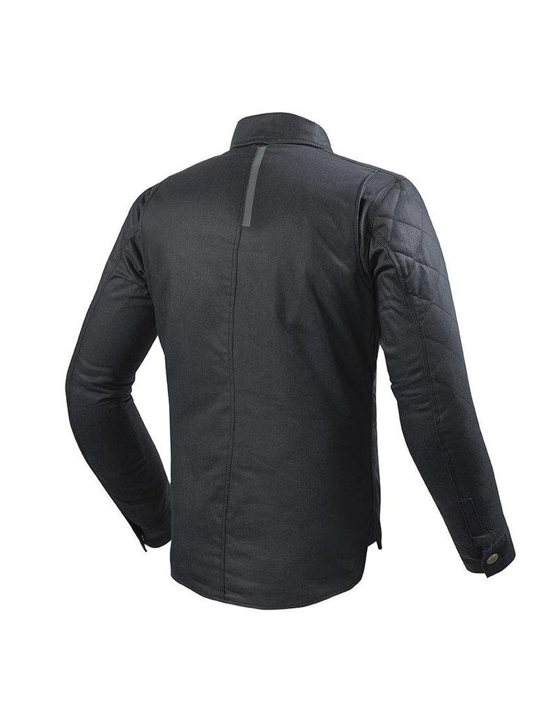 REV'IT! Overshirt Westport - Solid Dark Blue