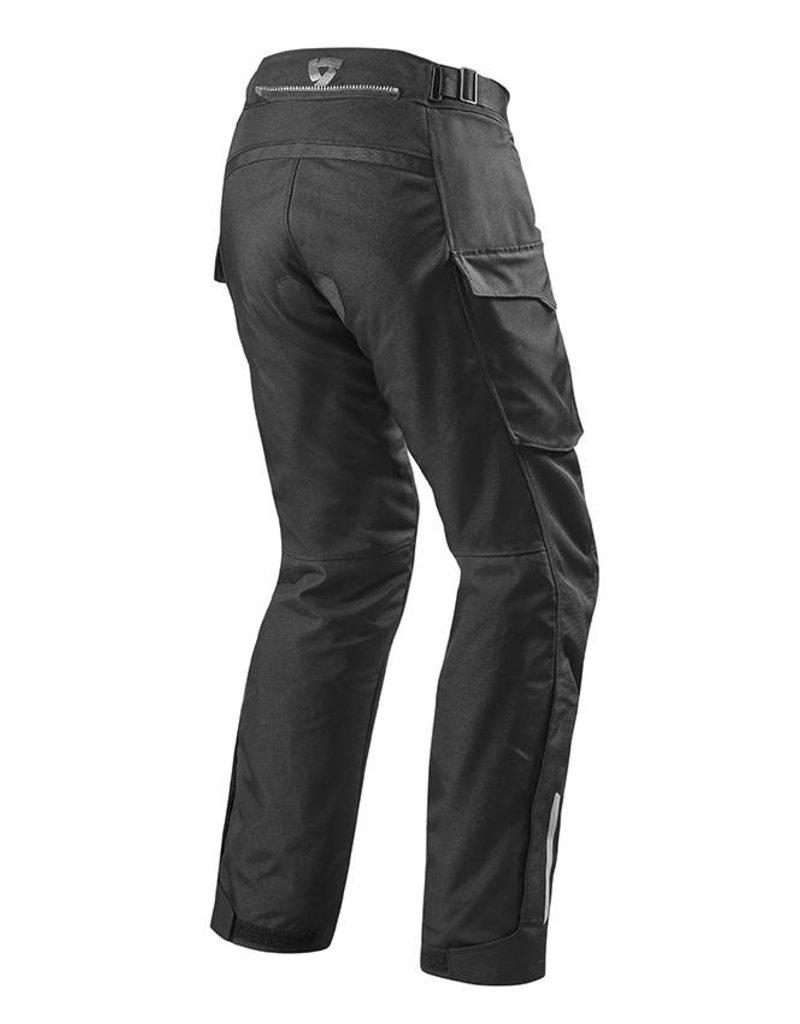 REV'IT! Pantalon Outback - Zwart