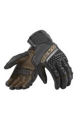 REV'IT! Handschoenen Sand 3 - Zwart-Zand