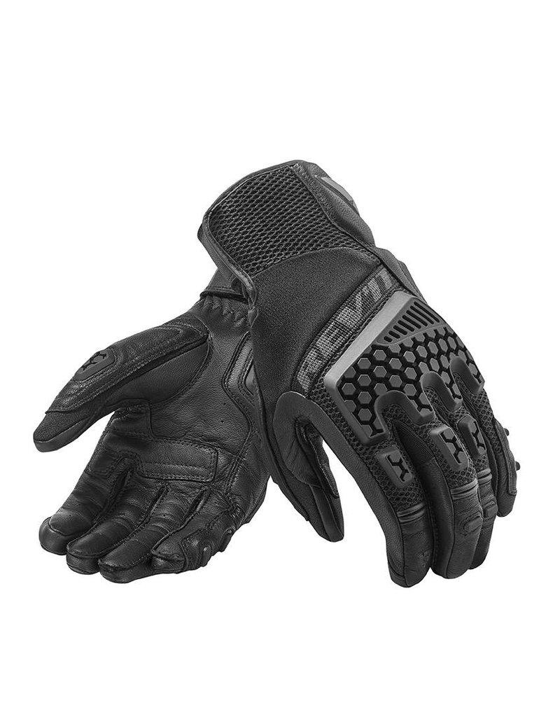 REV'IT! Handschoenen Sand 3 - Zwart