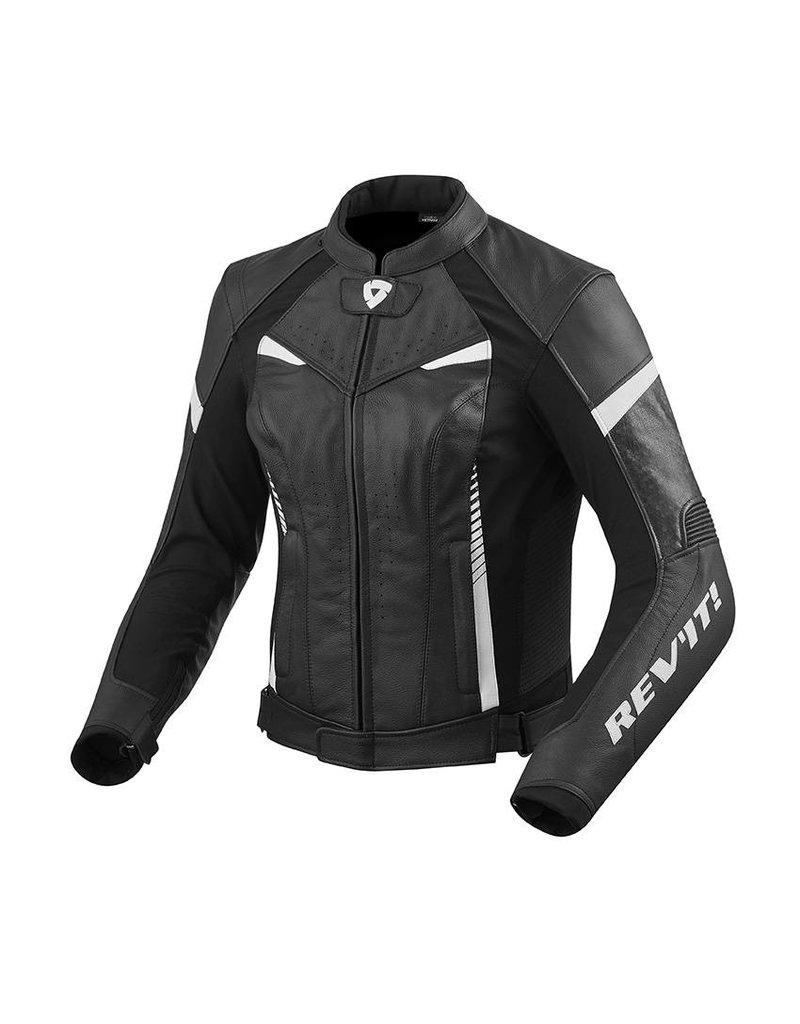 REV'IT! Jack Xena 2 Dames - Zwart-Wit