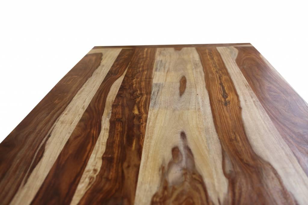 esstisch issac indoor und outdoor massivholz. Black Bedroom Furniture Sets. Home Design Ideas