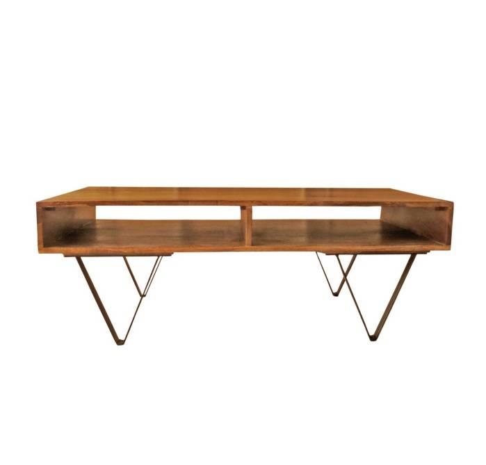design couchtisch russell kombination aus metall und. Black Bedroom Furniture Sets. Home Design Ideas