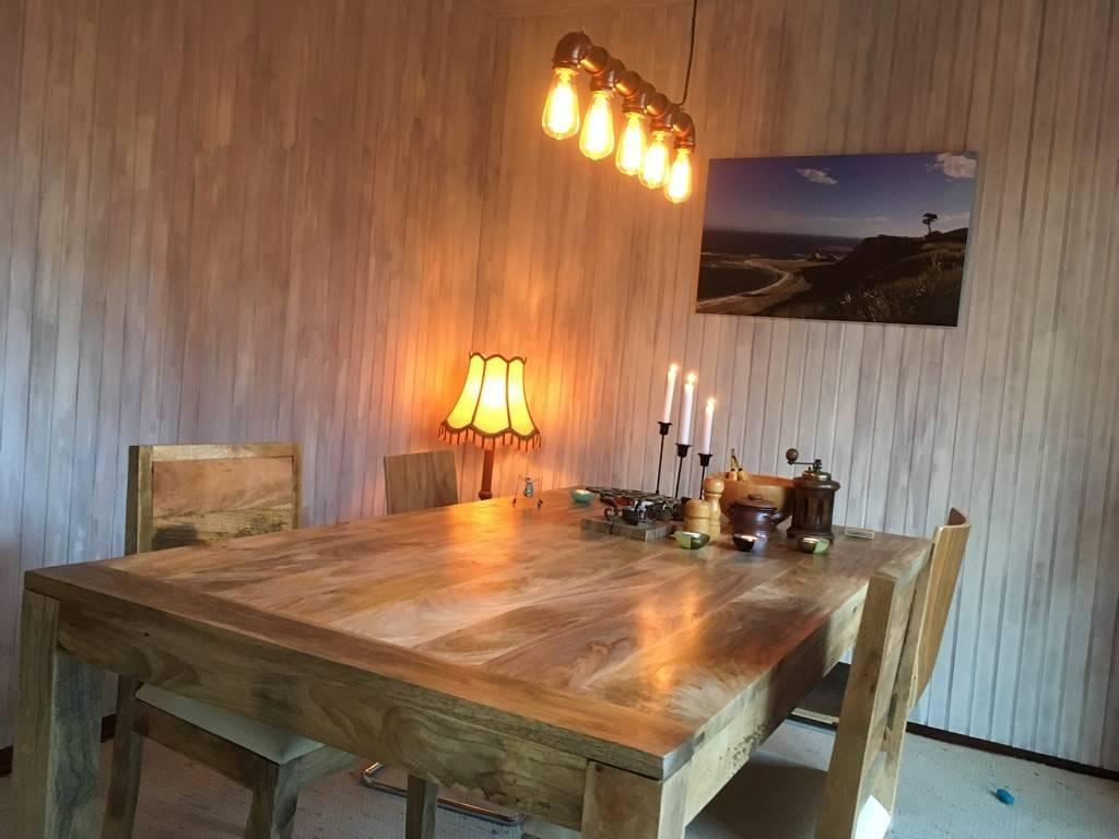 Jabulo Esstisch Barletta Massivholz Tisch Mango Holz Esstisch 180 cm
