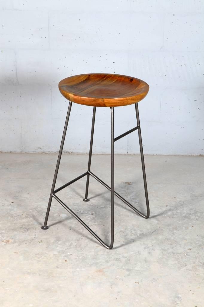 design barhocker louis yellow kombination aus metall und. Black Bedroom Furniture Sets. Home Design Ideas