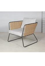 Jabulo Garten Design Lounge Sessel Camps Bay Rattan Gartensessel