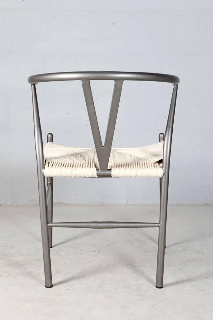 design stuhl plettenberg rattan gartenstuhl. Black Bedroom Furniture Sets. Home Design Ideas