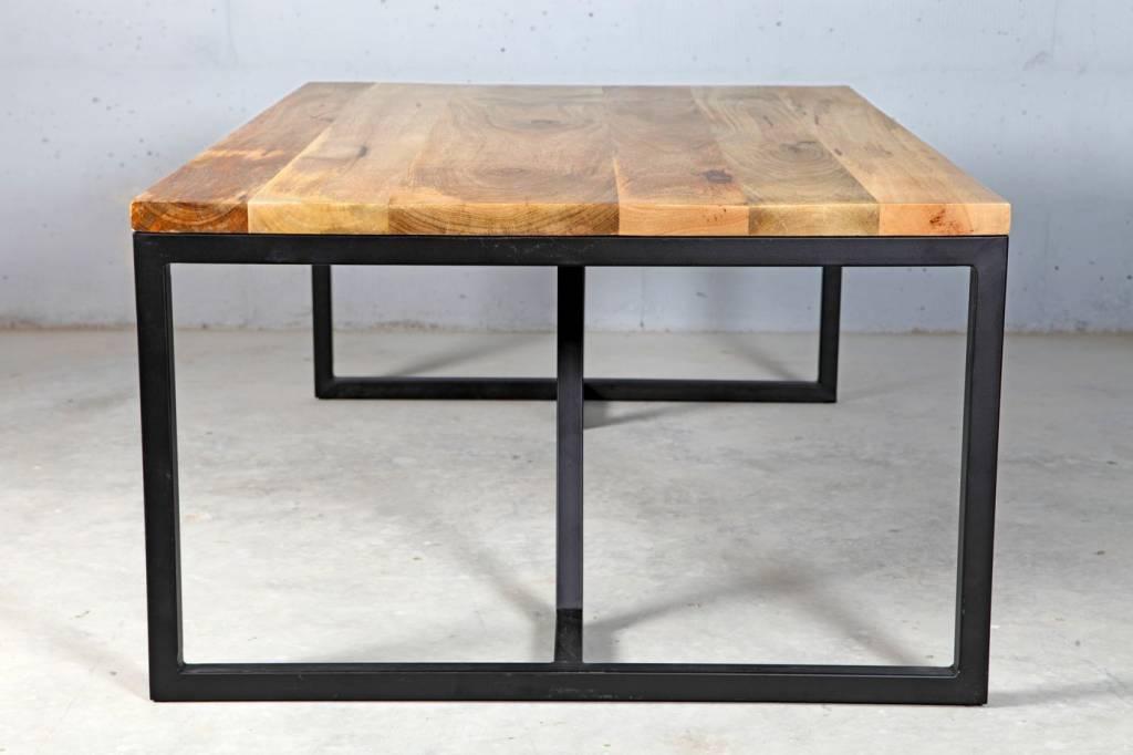 Jabulo Design Couchtisch Franschoek Metall Holz