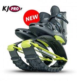 Kangoo Jumps PRO7 Black/Yellow (ab 80 KG)