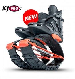 Kangoo Jumps PRO7 Black/Orange (ab 80 KG)