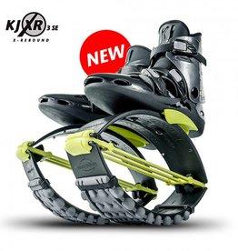 Kangoo Jumps KJ XR3 Black/Yellow