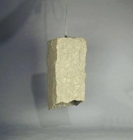 BRYNXZ Hanglamp Stone Carved