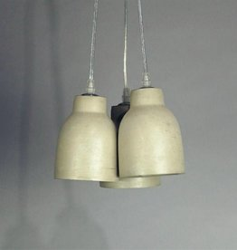 BRYNXZ Hanglamp Cluster Grijs