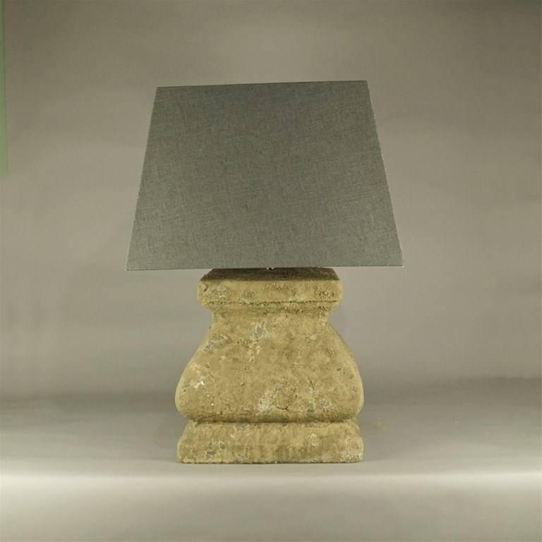 BRYNXZ Lampenkap Grijs Square 35x45x30