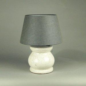 BRYNXZ Lampenkap Grijs 35x45x25