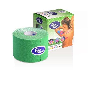CureTape CureTape Classic 5cm x 5mtr groen