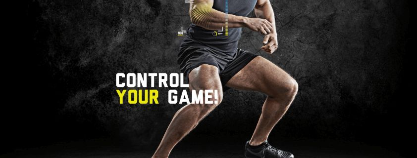 Nieuw! Push Sports: CONTROL YOUR GAME