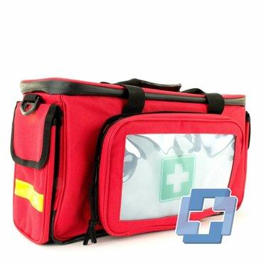 van Heek Medical EHBO sporttas met diverse opbergmogelijkheden