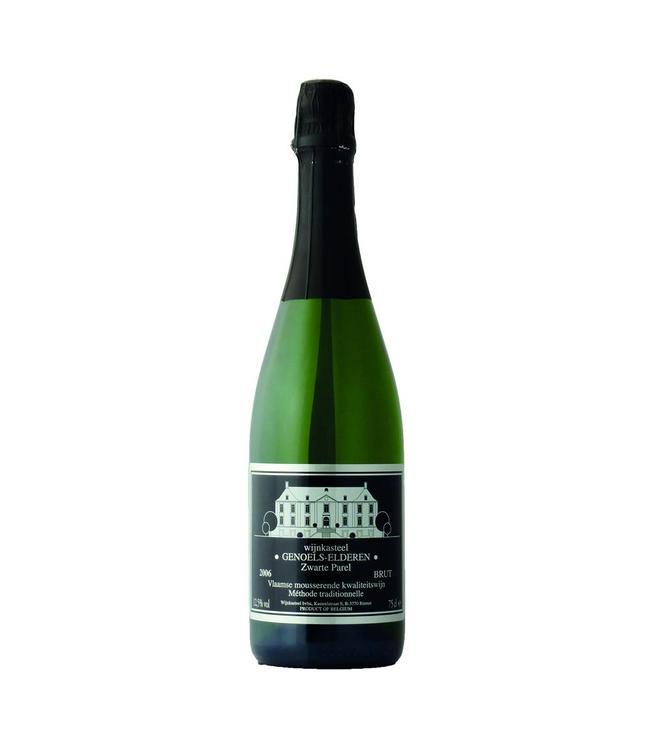 Wijnkasteel Genoels Elderen Zwarte Parel  0,750L Mousserend