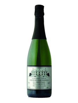 Wijnkasteel Genoels Elderen Zilveren Parel 2008 0,750L Mousserend