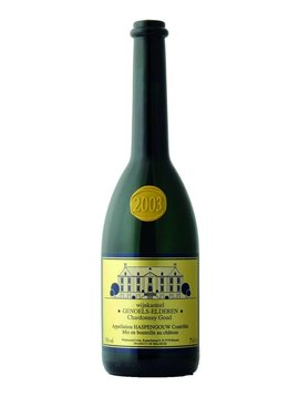 Wijnkasteel Genoels Elderen Chardonnay Goud 2012 0,750L Wit