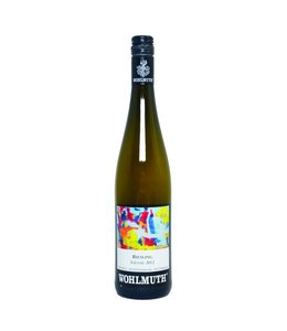 Wohlmuth Riesling Kitzecker 0,750L Wit