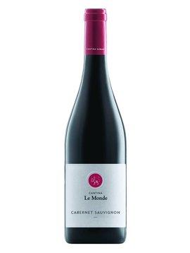 Le Monde Cabernet Sauvignon 2013 0,750L Rood