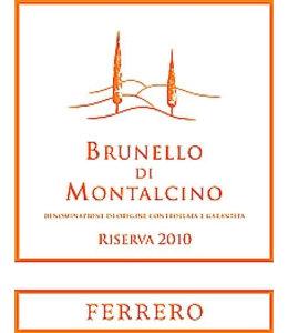 Brunello Di Montalcino  Riserva 0,750L Rood