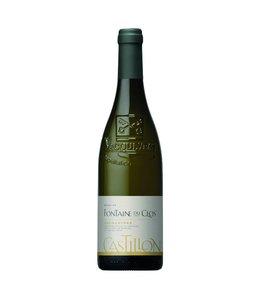 Fontaine Du Clos Castillon 0,750L Wit