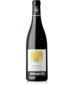 Wohlmuth Pinot Noir Altenberg 0,750L Rood