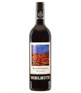 Wohlmuth Blaufränkisch Hochberg 0,750L Rood