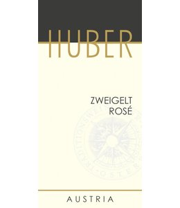 Markus Huber Zweigelt 2015 0,750L  Rosé