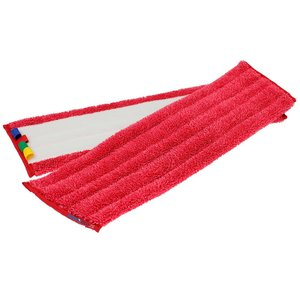 Microvezel damp mop Speedy rood
